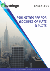 Real Estate app for booking of Flats, Plots new
